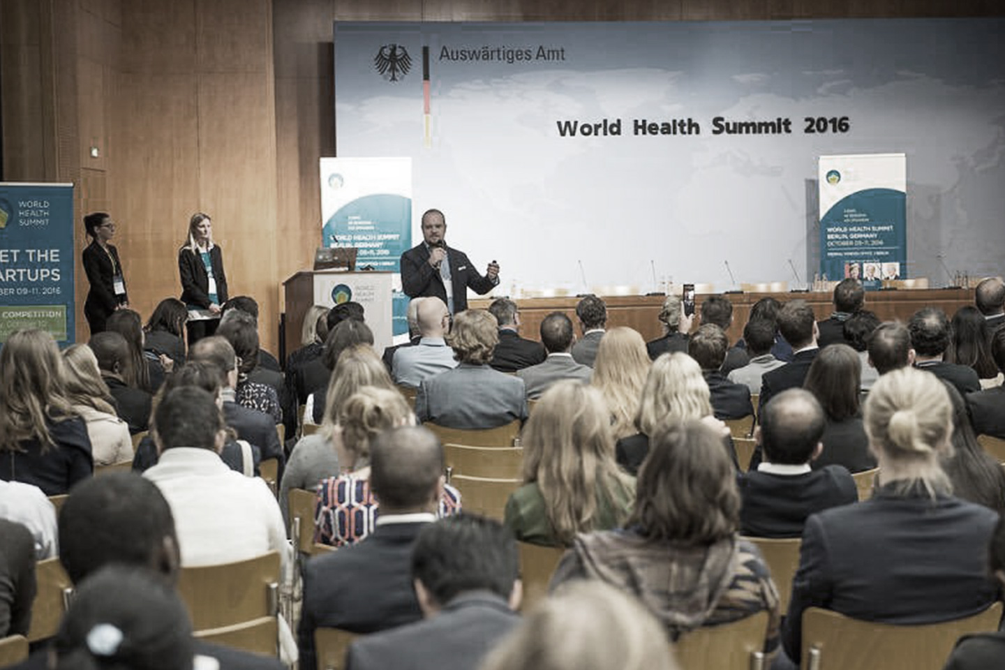 World Health Summit 2016